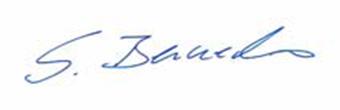 Unterschrift SB
